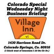 Colorado Special Wednesday Night Business Briefing With Todd Bruning