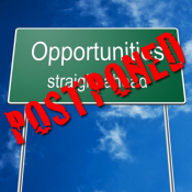 Sallie Streck's Wednesday Live Opportunity Calls Are Postponed