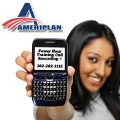 AmeriPlan's RVP Sallie Streck's Monday Power Hour Training Call Recording