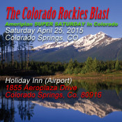 "AmeriPlan Super Saturday ""The Colorado Rockies Blast"""