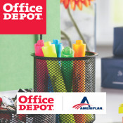 AmeriPlan Teams Up With Office DePot With Purchasing Card!