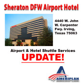 AmeriPlan Convention 2015 Airport & Hotel Transportation UPDATE!