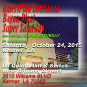 AmeriPlan Louisiana Bayou Blast Super Saturday