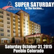 AmeriPlan SUPER SATURDAY In The Rockies…. Pueblo Colorado!