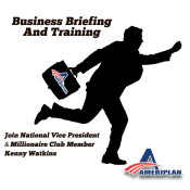 AmeriPlan Business Briefing In Willingboro, New Jersey Monday February 8th