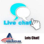 Have You Used The AmeriPlan Chat Line?… It's Fast, It's Easy & Accessible!