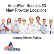AmeriPlan Adds 63 New Provider Locations Across 19 States