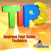 AmeriPlan Sales Tips: Improve Your Sales Technics