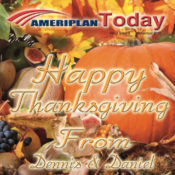 AmeriPlan November 2016 Newsletter Is Now Out!