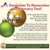 AmeriPlan's December To Remember And January Too!