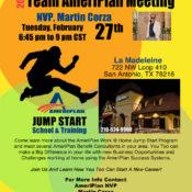 Team AmeriPlan Meeting In San Antonio TX With Martin Corza