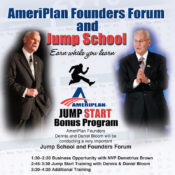 Raleigh NC Founders Forums With AmeriPlan Founders Dennis And Daniel Bloom