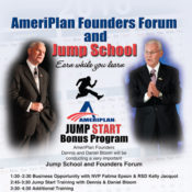 Houston TX Founders Forums With AmeriPlan Founders Dennis And Daniel Bloom
