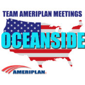 Upcoming Team AmeriPlan Meeting In San Diego CA With NVP Kelly O'Donnell