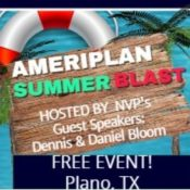 Summer Blast July 22 Marriott Legacy Town Center Plano TX