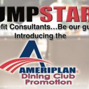 AmeriPlan Dining Club Jump Start Promotion