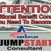 AmeriPlan Jump Start All Traditional Benefit Consultant Promotion