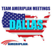 Dallas Texas Team AmeriPlan Meeting With National Vice President Lionel Burks