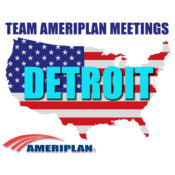 Upcoming Join the Team AmeriPlan Meeting in Detroit, MI!