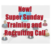 New Super Sunday Training And Recruiting Call With RVP SALLIE