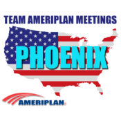 Team AmeriPlan Meeting In Phoenix AZ With NSD Ed Harrison And SRSD Lisa Simpson