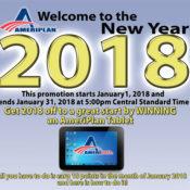 New AmeriPlan January Promotion Win An AmeriPlan Tablet