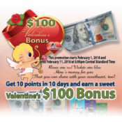 AmeriPlan Valentine's Bonus Promotion