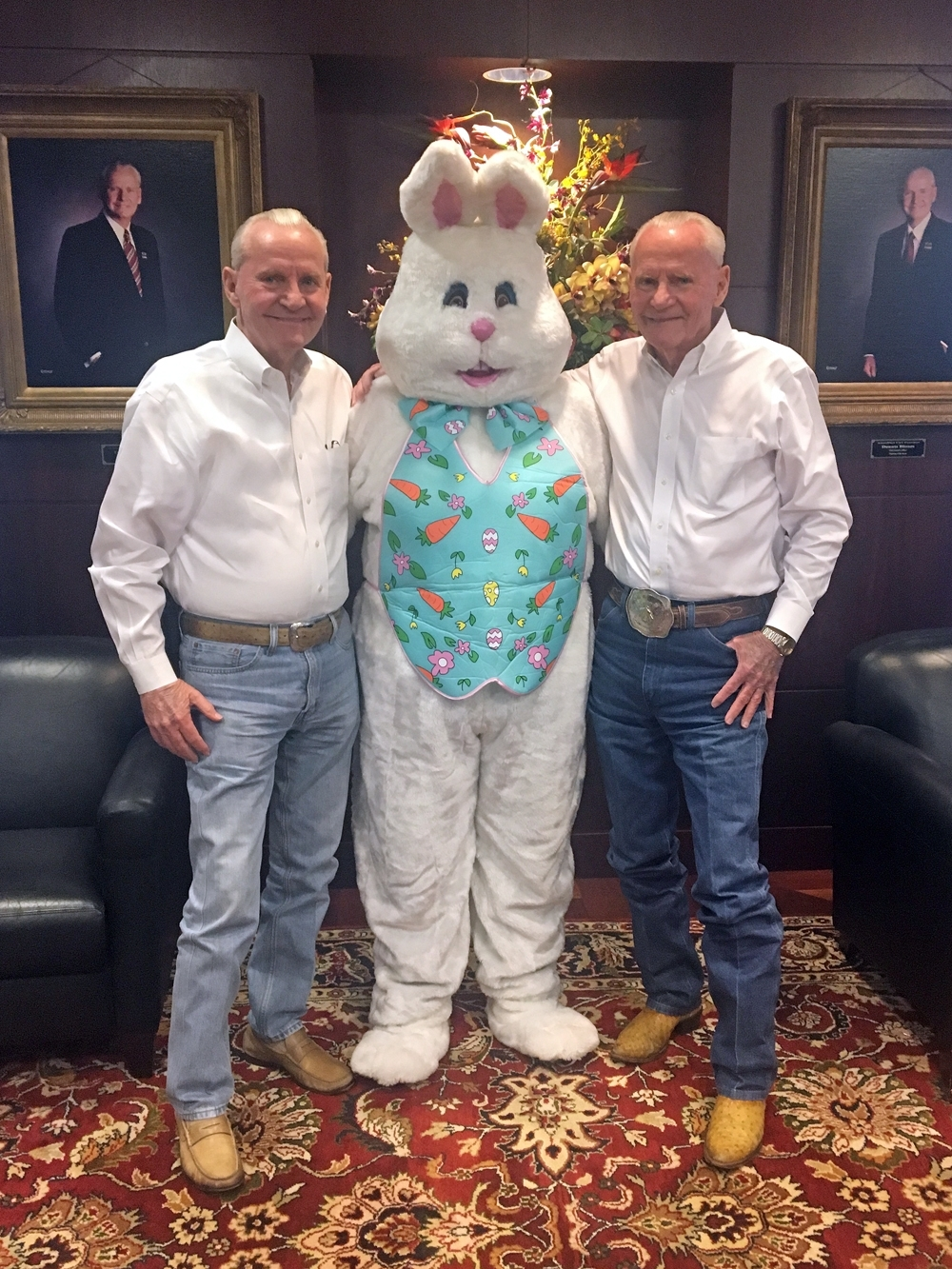 Dennis and Daniel and the Easter Bunny