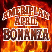 AmeriPlan April Electronic Bonanza Promotion Has Been EXTENDED!