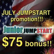 JULY JUMPSTART PROMOTION!!!!