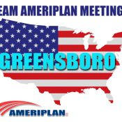 Team AmeriPlan Meeting In Greensboro, NC With SESD Brenda Russell and SRSD Teesha Hunter