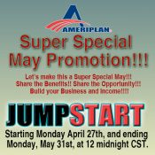 Super Special May  PROMOTION!!!!