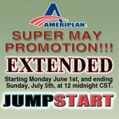 EXTENDED Super Special May  PROMOTION!!!!