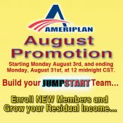 AUGUST  PROMOTION!!!!