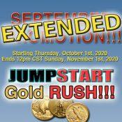 SEPTEMBER  PROMOTION!!!! EXTENDED