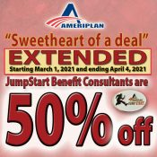 FEBRUARY PROMOTION EXTENDED